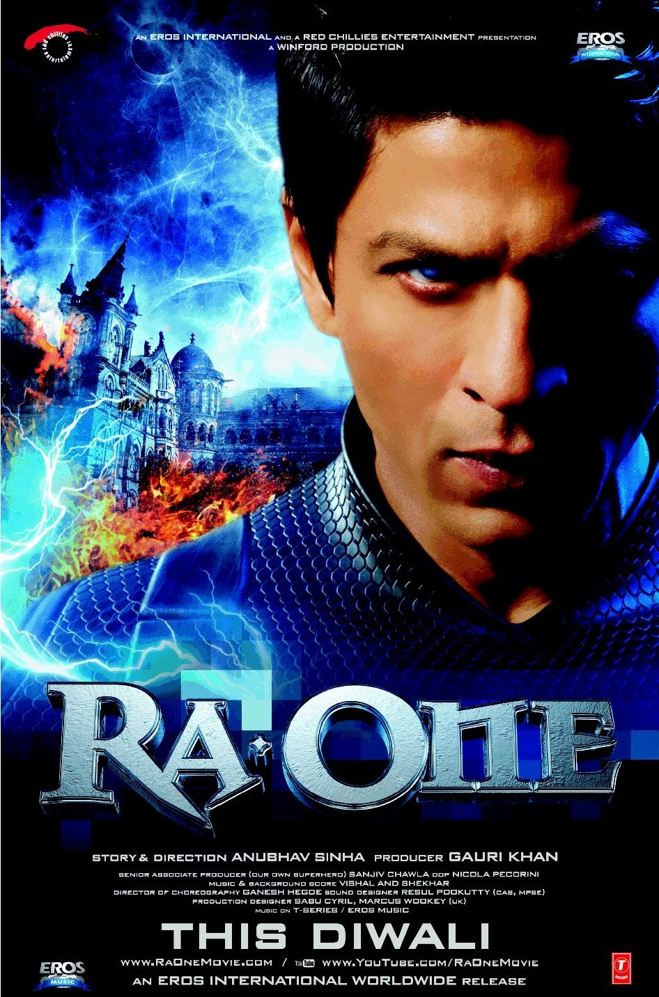 ver online ra one
