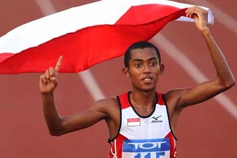 6 Atlet Indonesia peraih medali emas terbanyak pada 26th